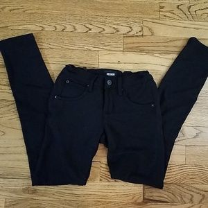 Hudson girls skinny stretch pants size 12